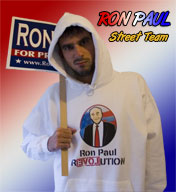 Ron Paul hoodie